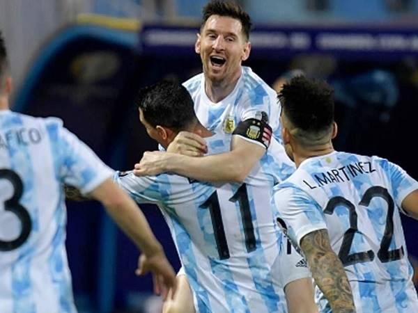 Tin HOT bóng đá 6/7: Messi rộng cửa giành Quả bóng Vàng