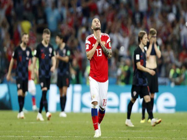 Nhận dịnh kèo Nga vs Croatia, 1h45 ngày 2/9 - Vòng loại World Cup