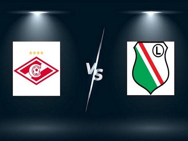 Soi kèo Spartak Moscow vs Legia Warszawa – 21h30 15/09, Cúp C2 châu Âu
