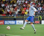 Tin bóng đá 15/9: Ronaldo lập một loạt kỷ lục ở Champions League